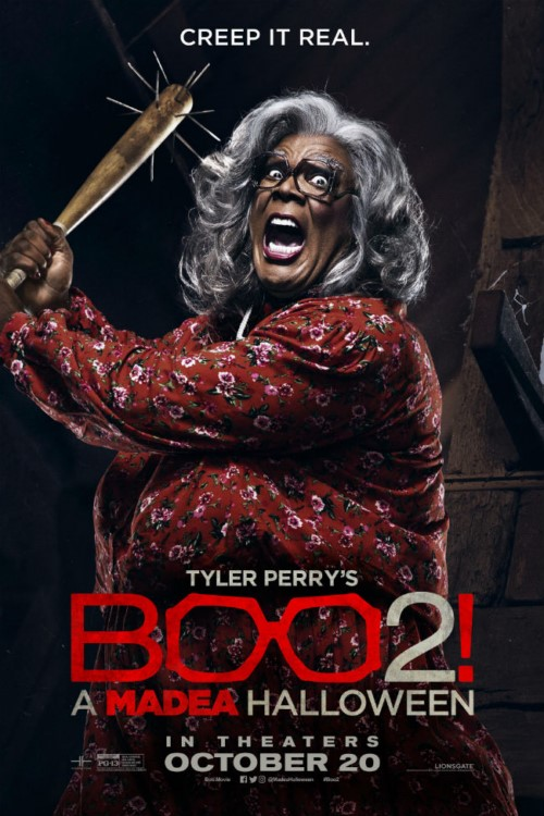 دانلود فیلم Tyler Perry's Boo 2! A Madea Halloween 2017
